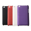 Grill Plastic Case For iTouch 4 - Pack of 4pcs, Color Assorted