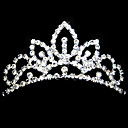Gorgeous Alloy With Czech Rhinestones Wedding Bridal Tiara(0986-B541S)