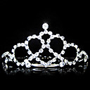 Gorgeous And Beautiful Alloy With Czech Rhinestones Wedding Bridal Tiara