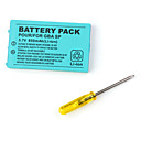 Battery Pack for Game Boy Advance SP (850mAh)