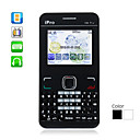 iPro - Dual SIM QWERT Cell Phone+ TV (Quadband)