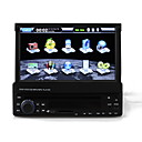 Car DVD Player com tela de 7 polegadas touch digital + gps + semente + TV + rds + ipod controle da roda de direcção + + bt (szc6322)