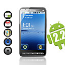 Cellulare Smartphone Doppia SIM,  Schermo 4.3&quot;,  Wi-Fi,  Android 2.2