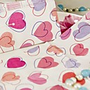 Beauty Hearts Guest Towels(Set of 12 Packs)