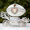 Decorative &quot;Royal Carriage&quot; Musical Jewelry Box