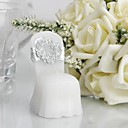 Elegance Chair Design Candle (set of 4)