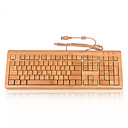 T3Q108NN 3 District 108 key Bamboo Keyboard