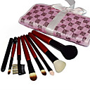 Lovely Makeup Brushes Set Kit With Case (7 PCS)