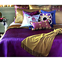 Indian Bedspread Set (Stripe) (2038)