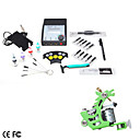 Mini Tattoo Machine Kit with LED Power Supply
