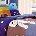 Space Jounery 2pc kids bedspread set