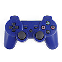 Comando Sem Fios DualShock para PS3 (Azul)