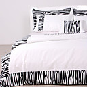 Pears Modern Stain 300 Thread Count 6-piece King-size Duvet Cover Set