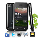 Griffin - Android 2.2 Smartphone with 3.5 Inch Capacitive Touchscreen (Dual SIM, WiFi, GPS)