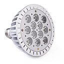 E27 PAR46 12W 1000LM 3000-3500K Warm White Light LED Spot Bulb (85-265V)