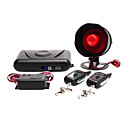2-Way LCD Car Alarm System + 1000m Super Remote Distance + Anti-Hijack