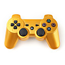 Controller DualShock 3, Wireless, per PS3 - Oro