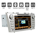 8 Inch Car DVD Player For Toyota Camry (2007-2011) with GPS DVB-T/ISDB-T/ATSC