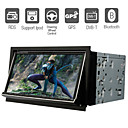7-Zoll-Touchscreen digitalen Auto-PC mit GPS dvb-t wifi 3g