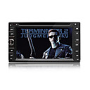 "6.2"" Digital Touch Screen 2-Din Car DVD Player-GPS-TV-Bluetooth-Ipod-RDS-PIP-Steering Wheel Control"
