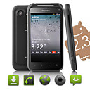 Android 2.3 Smartphone with 4 Inch Capacitive Touchscreen (Dual SIM, WiFi, GPS)