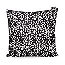 Kate Black Cushion Cover