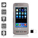 KISEN N900 - Dual SIM 3.2 Inch Touch Screen Cell Phone (WIFI Dual Camera Quadband TV)