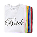  &quot;Bride&quot; T-shirt