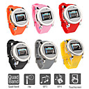 Rainbow - 1.5 Inch Watch Cell Phone (MP3/MP4, Bluetooth)