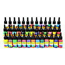 39 Color Tattoo Ink Set 39*15ml