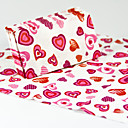 Heart Style Guest Towels (Set of 12 Packs)