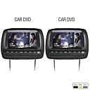 Auto Dvd / 9 Inch / Prijs voor 2 stuks / Fm Zender / Draadloze Game