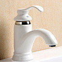 Ceramic Faucet White (Finish Painting)