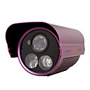All Metal Surveillances Camera with 1/4 Inch Sharp CCD Color Lens (420TVL)