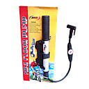 High Pressure AL Alloy Portable Bike Mini Pump with Gauge