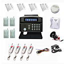 gsm Wireless Home Security System + Alarm auto-dial + 24 Wireless-Zone