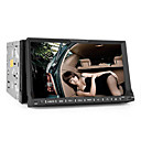 DVD Player Automotivo 7 polegadas GPS Bluetooth TV RDS
