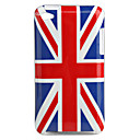 UK Flag Protective Back Case for iTouch 4