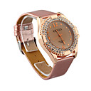 Lovely Quartz Round Shape Watch More Colors Available