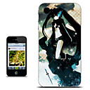 Black Rock Shooter Moe Version Anime Case for iPhone 4/4s