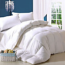 Twin/Full/Queen-size Solid 300 Thread Count Down Comforter