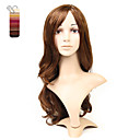 capless longues marron clair couleurs naturelles boucls perruque de cheveux  choisir plusieurs