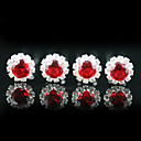  4 pices superbe mariage strass marie broches mariage / coiffures occasion spciale plus de couleurs disponibles