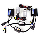 h7 escondeu xenon kit com finas lastro 35w ht001