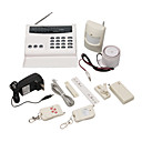 intelligente drahtlose Alarmanlage Home Security System auto dialer 8 Zonen