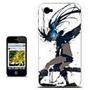 Black Rock Shooter Desolate Version Anime Case for iPhone 4/4s