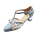 Customize Performance Dance Shoes Paillette Upper Modern Shoes for Women