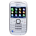 I9 - Dual SIM 2.3 Inch QWERTY keyboard Cellphone (WIFI TV FM)
