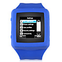 MQ666A - 1.54 Inch Watch Cellphone (FM Bluetooth MP3 / MP4)