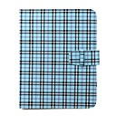 Synthetic Lattice Leather Case Cover for 8 Inch Tablet PC (Blue)